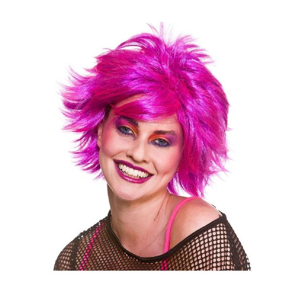 80's Chic Wig Accessory Fancy Dress